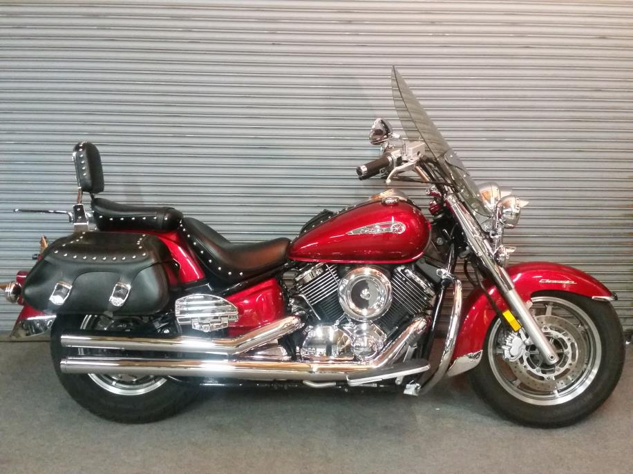 Yamaha V Star 1100 Silverado motorcycles for sale in Ohio