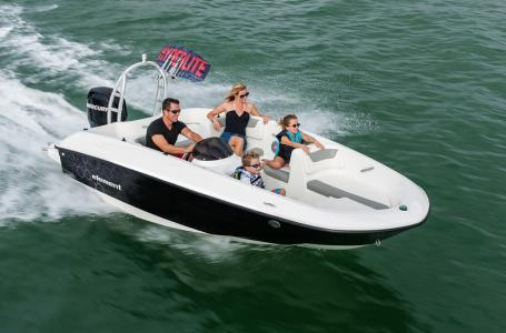2017 Bayliner Element E16