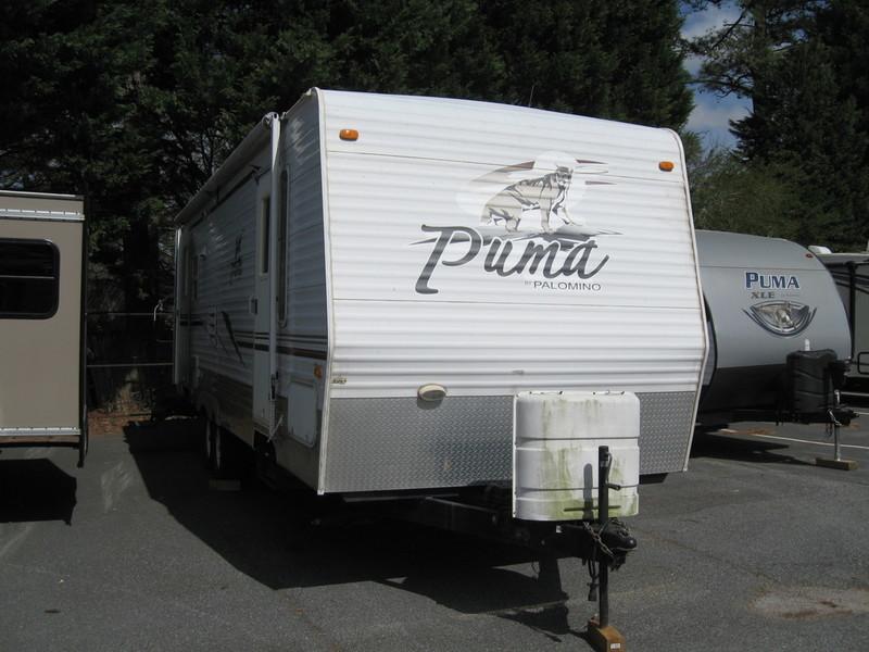 2006 Palomino Puma 26RLSS