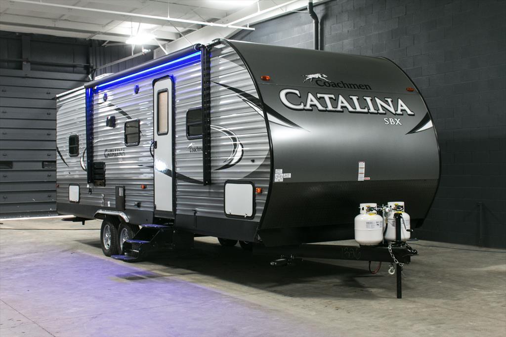 2018 Coachmen Catalina SBX 261BHS