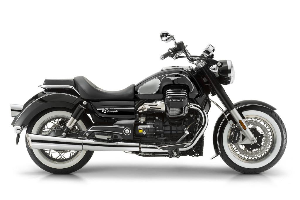 2016 Moto Guzzi ELDORADO - DEMO