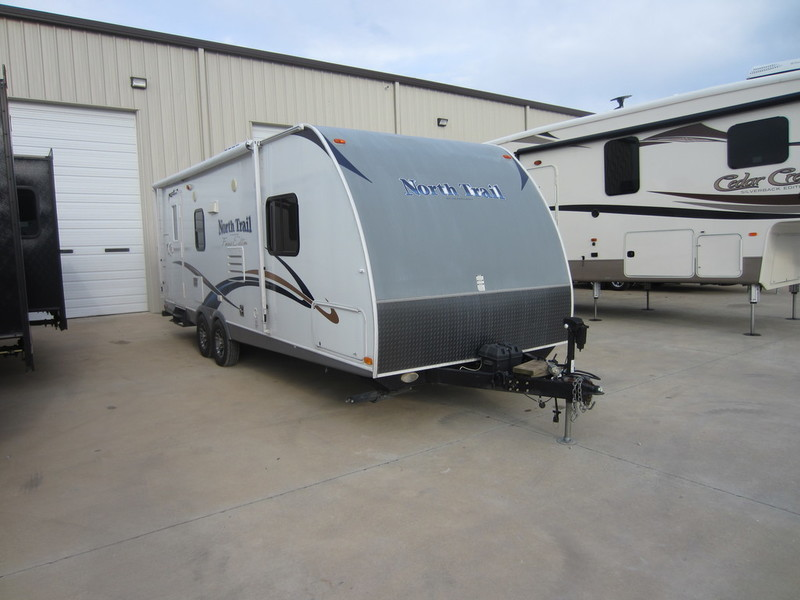 2013 Heartland North Trail Focus Edition FX23