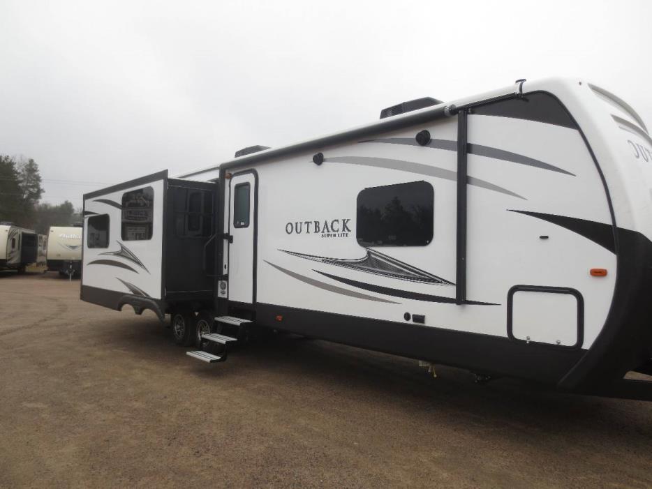 2017 Keystone Rv Outback 328RL