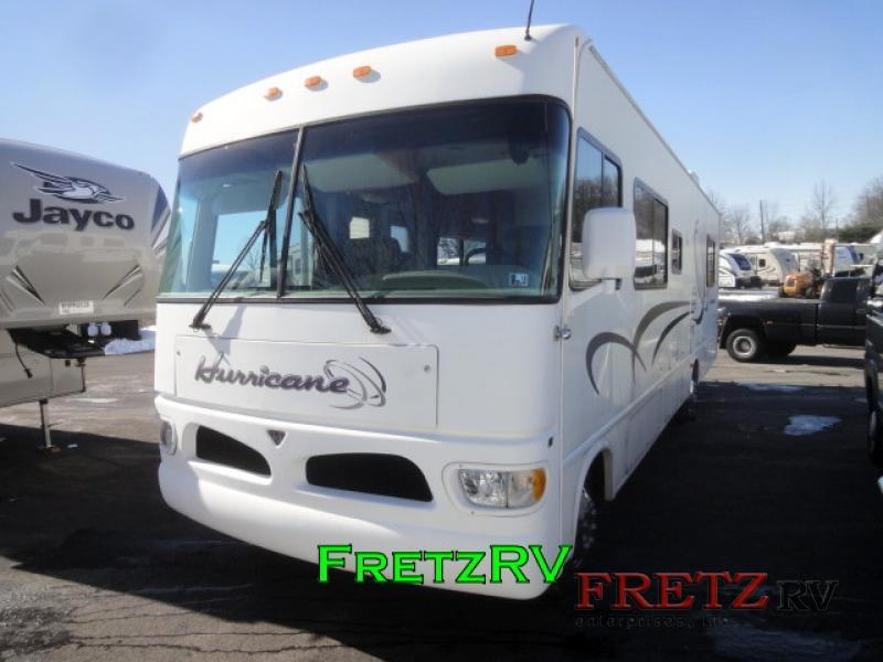 2002 Four Winds Hurricane Rvs For Sale