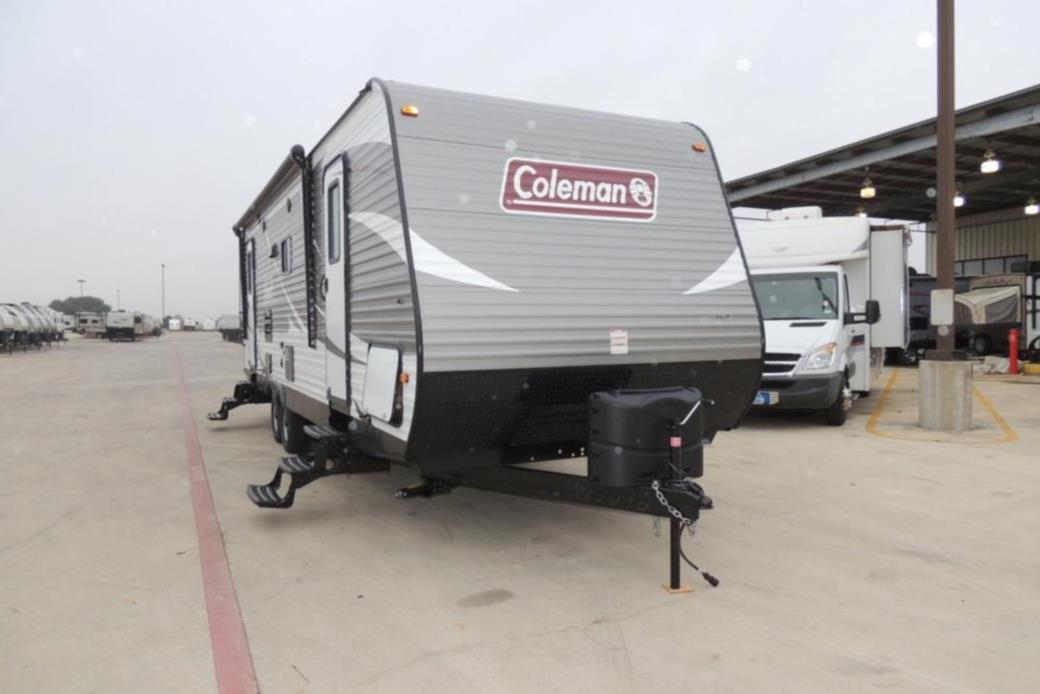 2017 Coleman COLEMAN CTS280RL