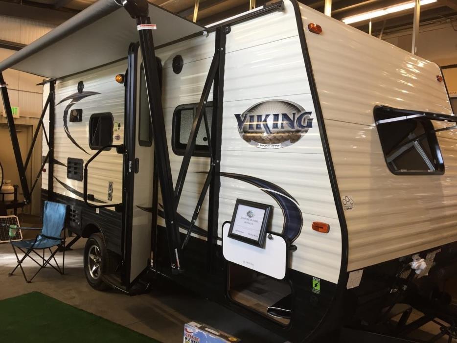 2017 Coachmen Viking 17 FQS