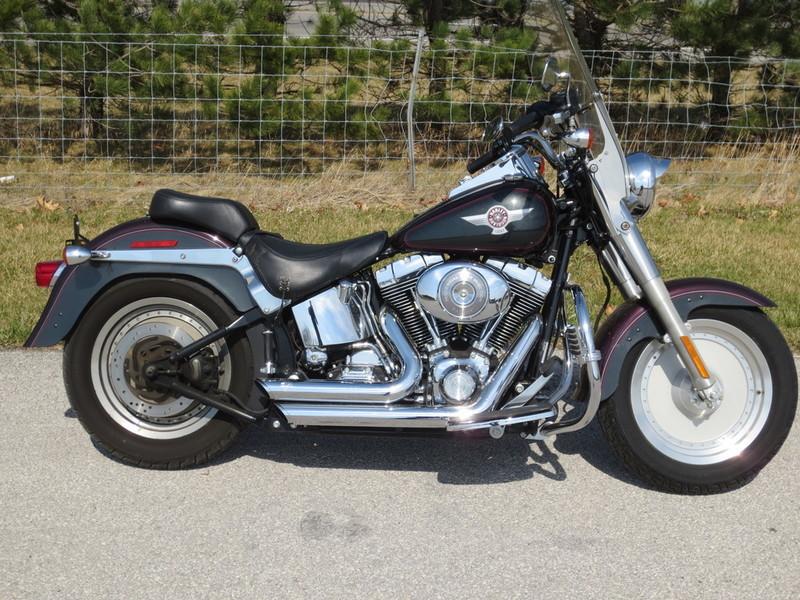 2006 Harley-Davidson FLSTF - Softail Fat Boy