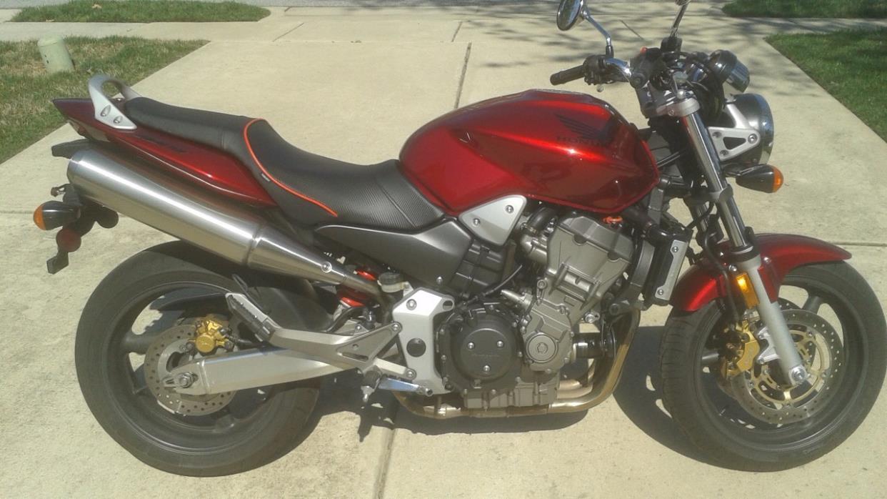 2007 Honda CB 900F