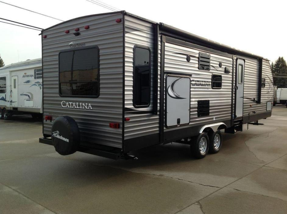 2018 Coachmen 293RLDSLE_Catalina