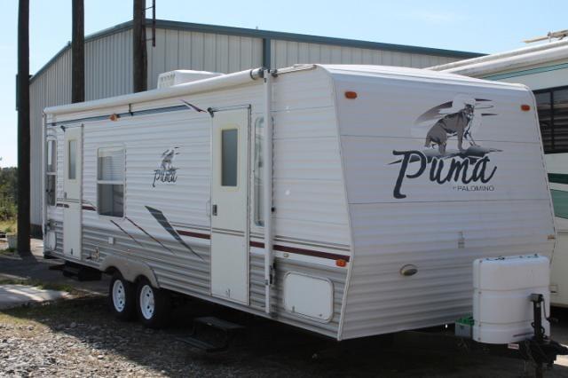 2007 Palomino Puma 25RS