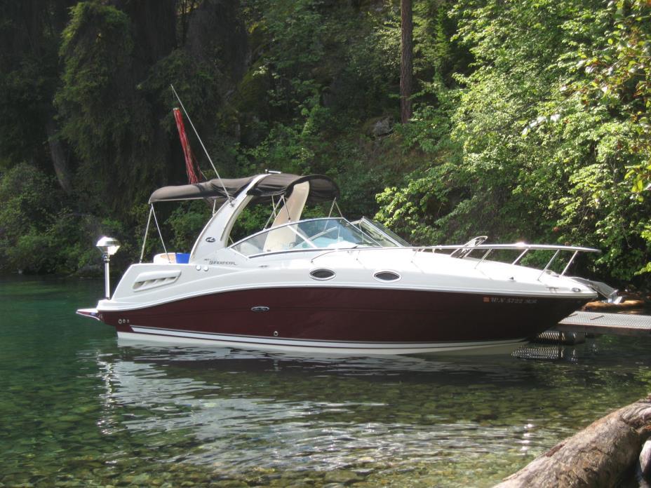 2006 Sea Ray 260DA