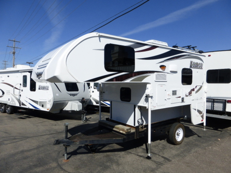 2018 Lance Truck Campers 825