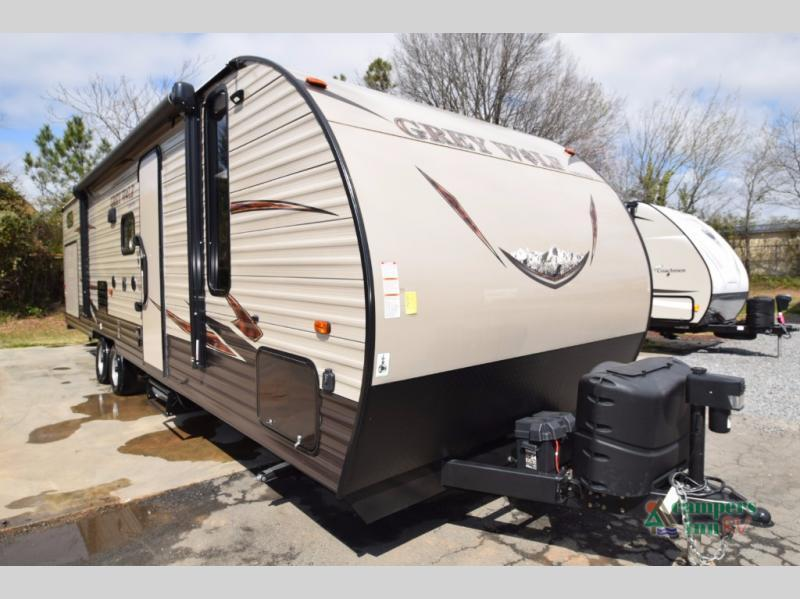 2017 Forest River Rv FOREST RIVER Greywolf 29BH