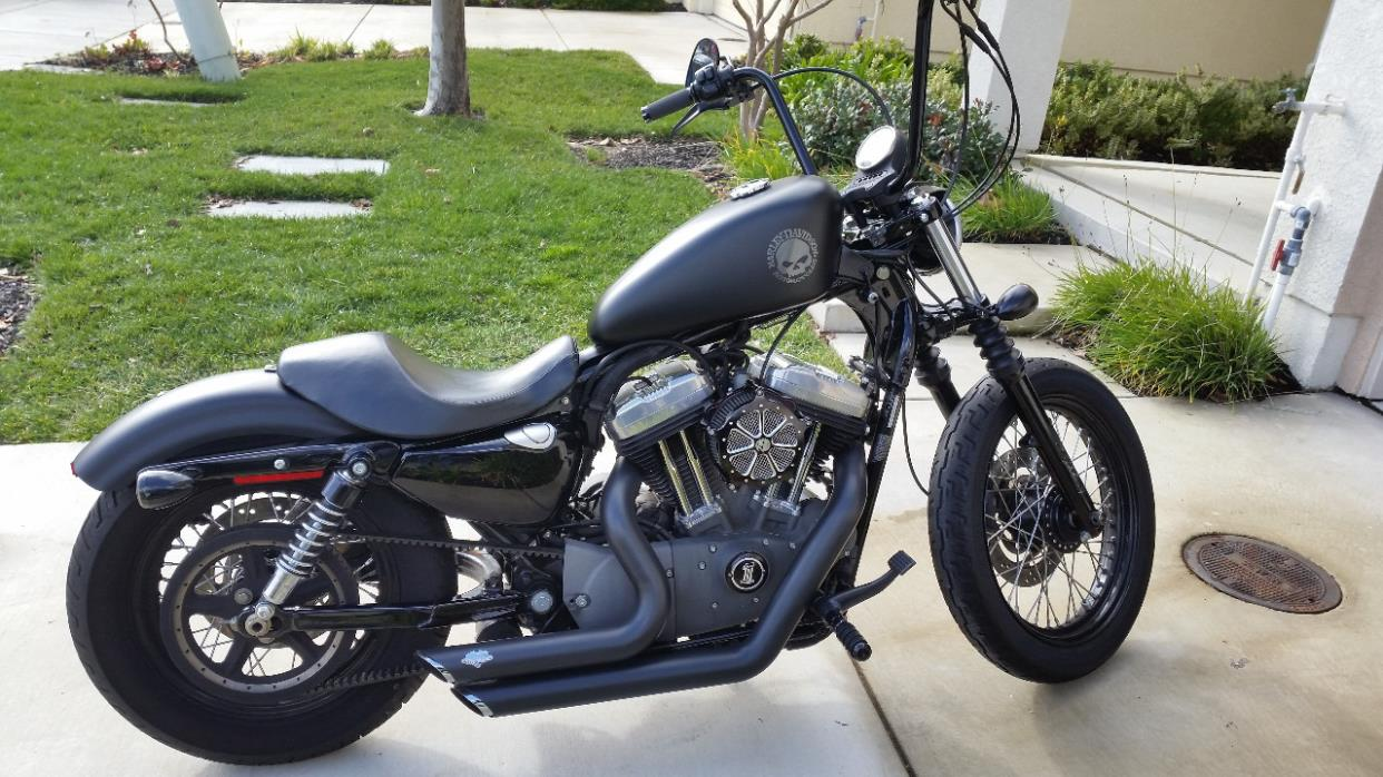 Harley Davidson motorcycles for sale in Vacaville, California