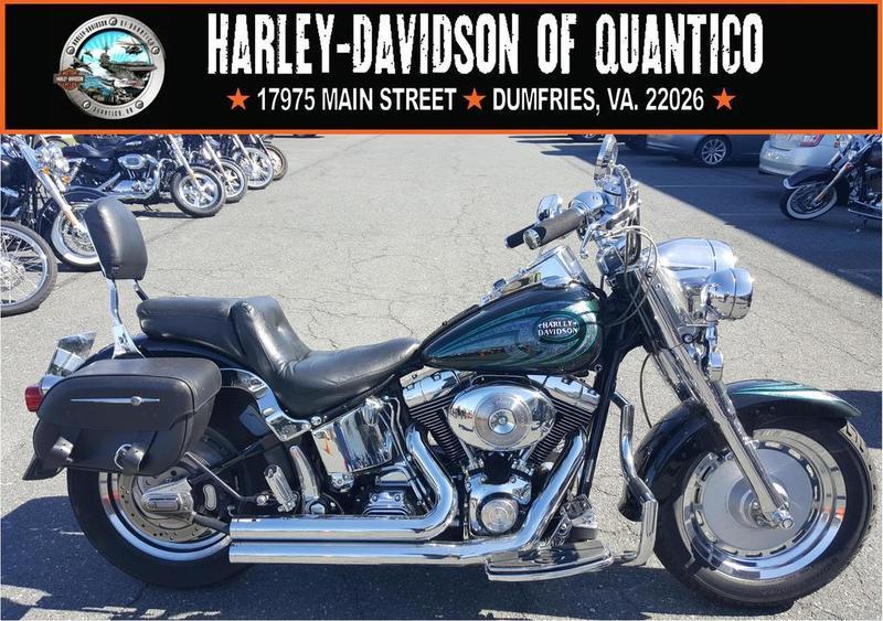 2002 Harley-Davidson FLSTFI