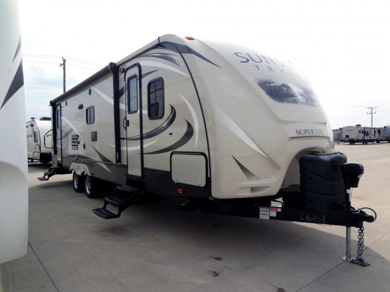 2015 Crossroads Rv Sunset Trail Super Lite ST290RL