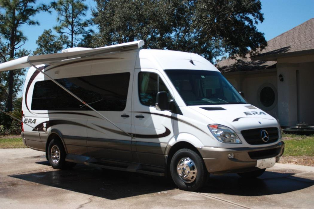 2012 Winnebago ERA 170X