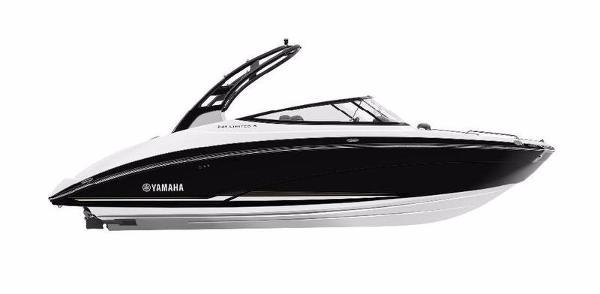 2017 Yamaha Marine 242 LTD S