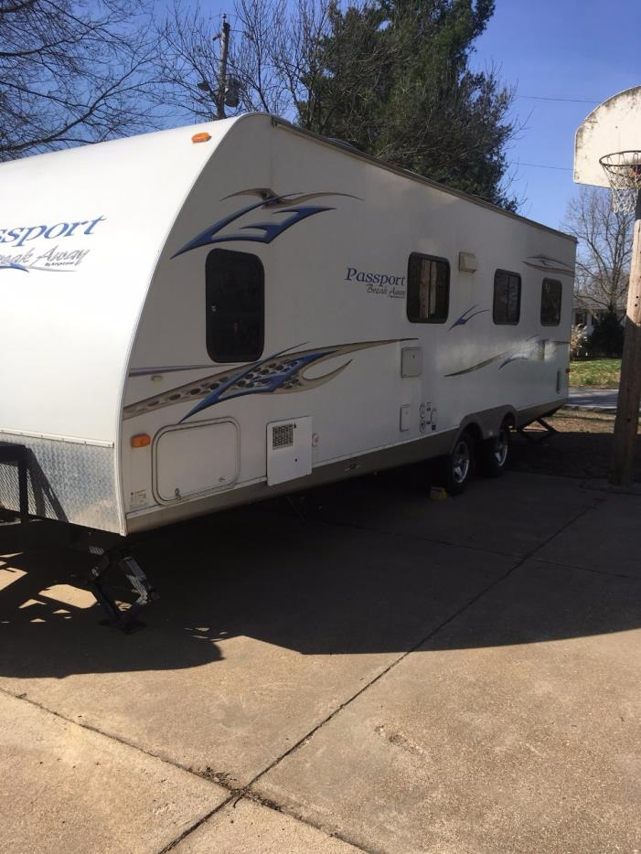 2008 Keystone PASSPORT 25FQ