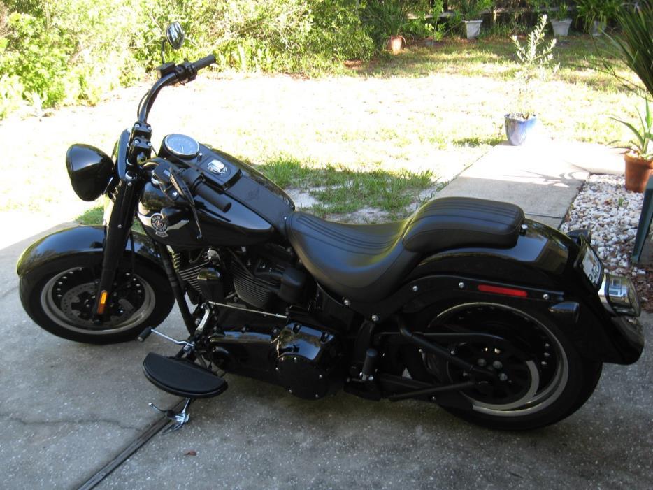 2016 Harley-Davidson FAT BOY CVO