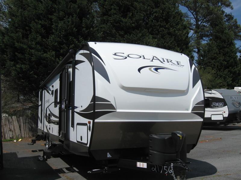 2017 Palomino SolAire Bunk 317BHSK