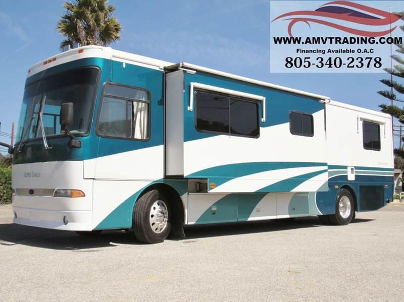 2000 Western Rv Alpine Coach M-36FDS