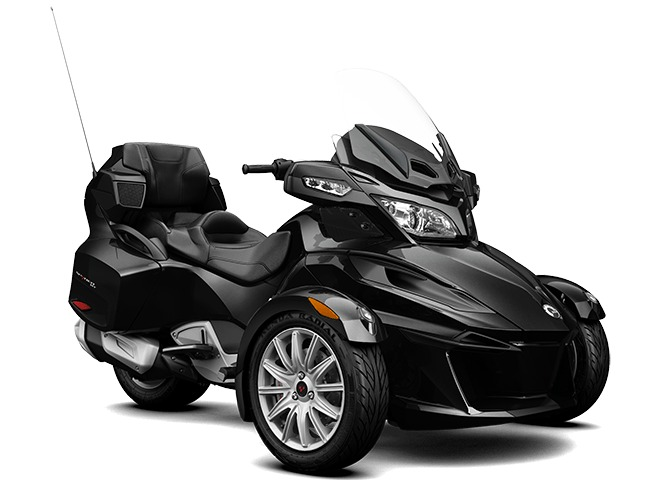 2016 Can-Am Spyder RT SE6