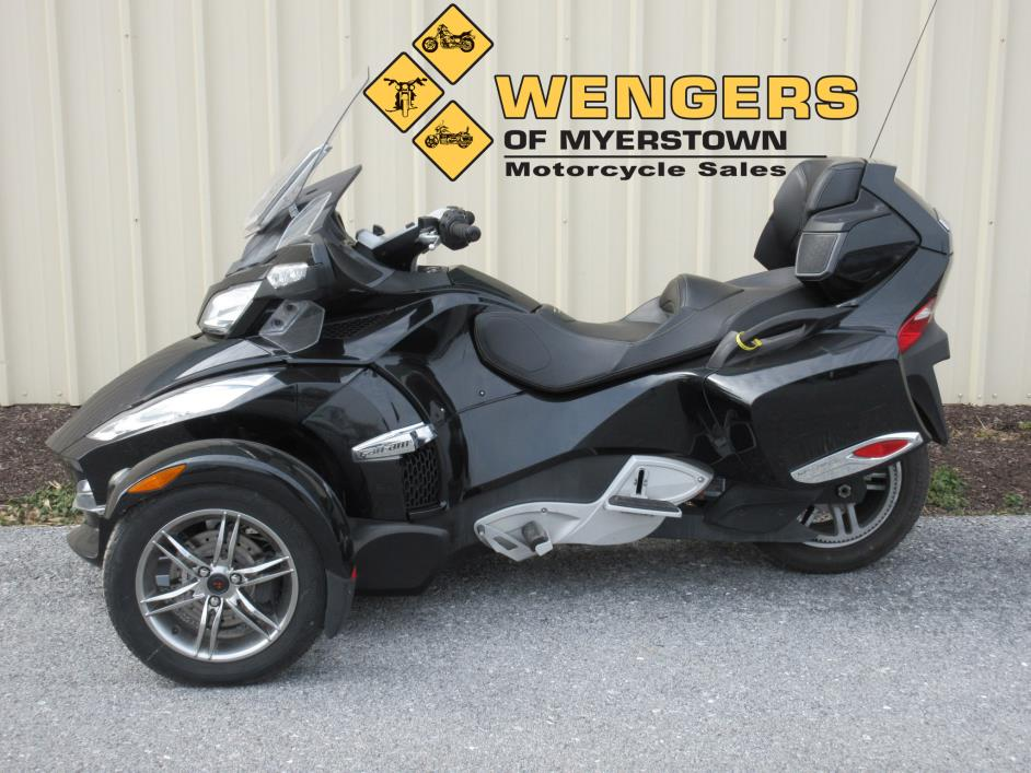 2010 Can Am Spyder RT-S SM5