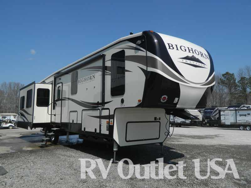 2018 Heartland Rv Bighorn Traveler 39MB