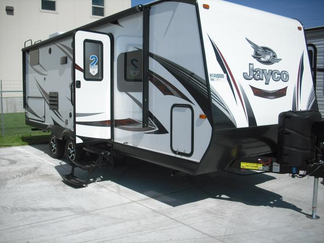 2017 Jayco WHITE HAWK 24MBH