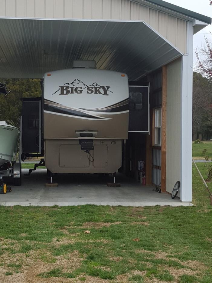 2012 Keystone BIG SKY 358RLQ