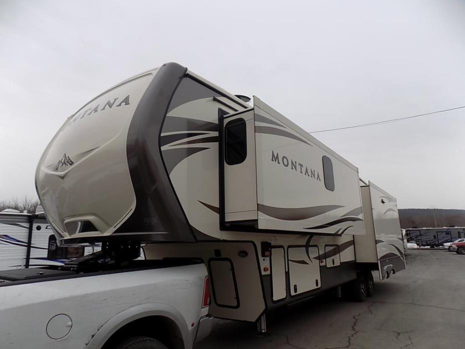 2017 Keystone Rv Montana 3721RL