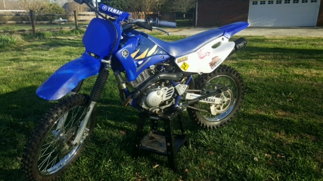 Yamaha Ttr125 Motorcycles For Sale
