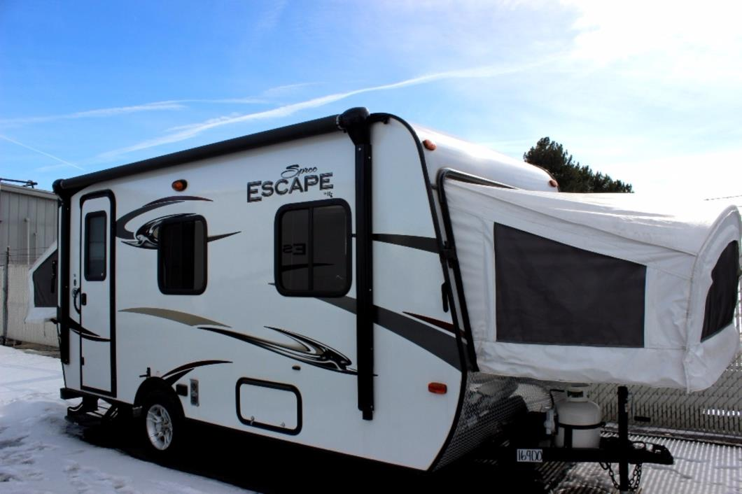 2016 K-Z Rv SPREE E16RBT