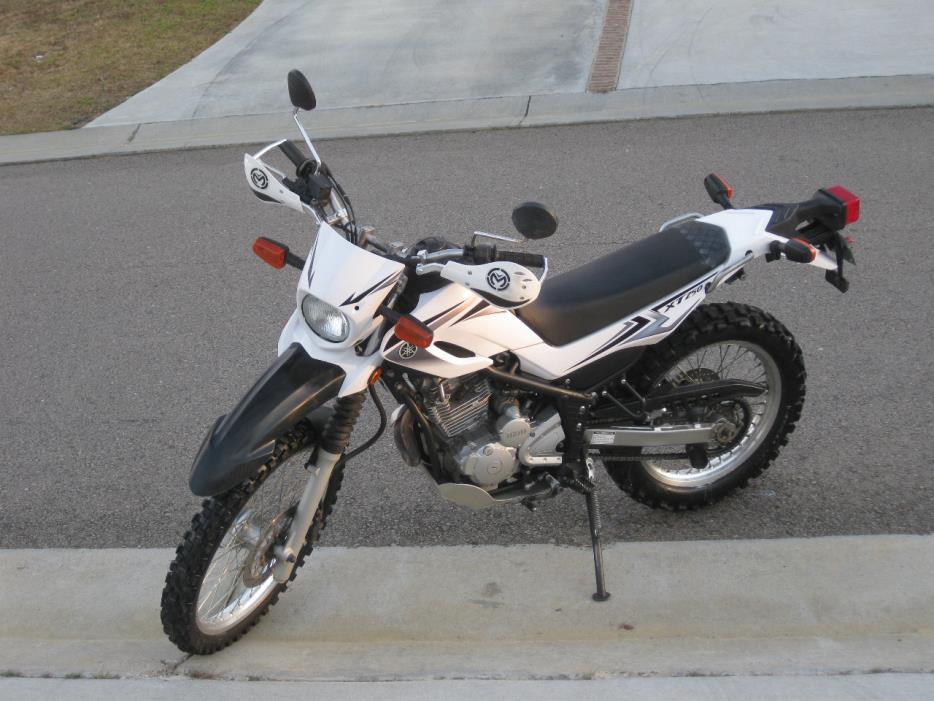 2008 Yamaha Xt250 Motorcycles for sale