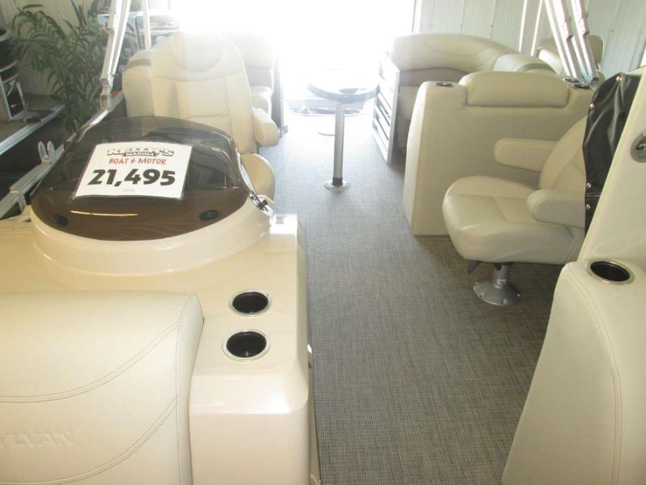 2016 Sylvan Mirage Cruise 8520 Cruise LZ