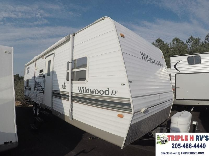 2005 Forest River WILDWOOD 29BHSS
