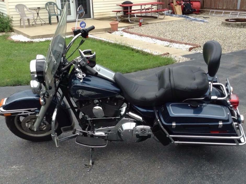 2006 Harley-Davidson ROAD KING POLICE