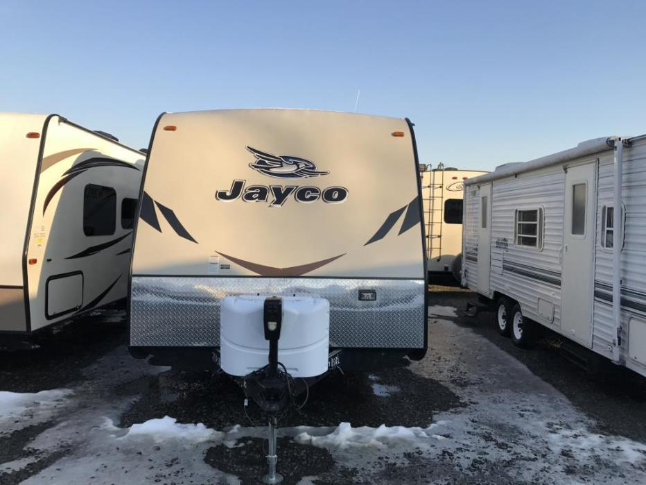 2015 Jayco White Hawk 27 DSRL