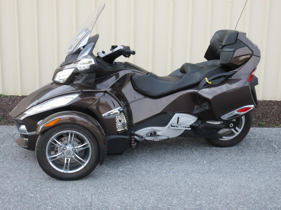 can am spyder rt se5 motorcycles for sale. Black Bedroom Furniture Sets. Home Design Ideas