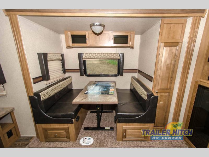 2018 Forest River Rv Cherokee Grey Wolf 26RR