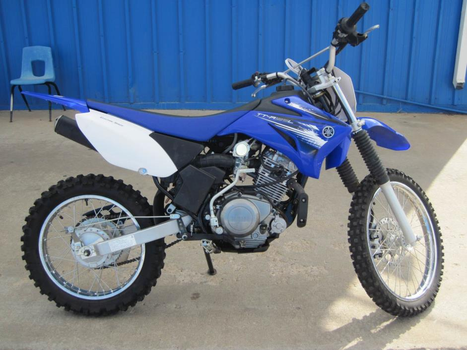 Yamaha tt r125le motorcycles for sale in oklahoma for Yamaha motorcycles okc