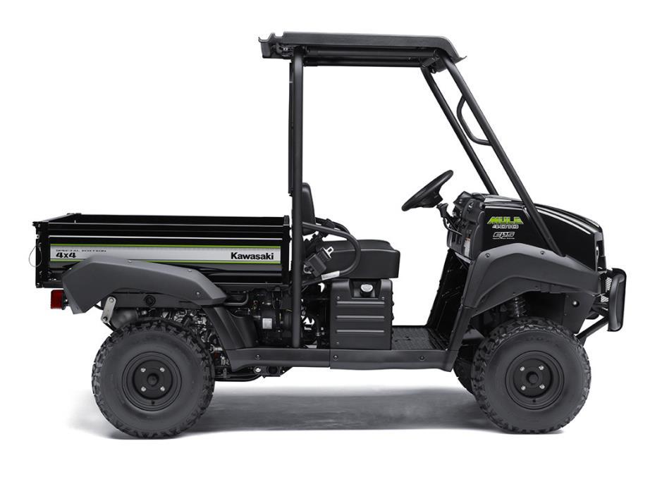 2017 Kawasaki Mule 4010 4x4 SE