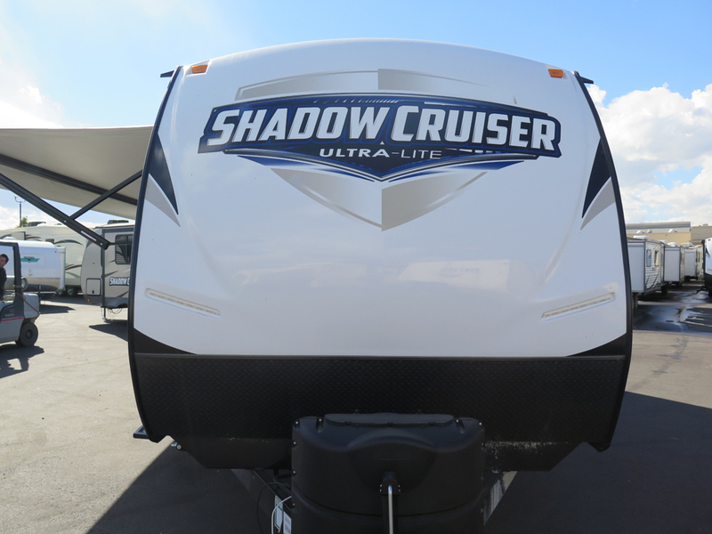 2018 Cruiser Rv SHADOW CRUISER Shadow Cruiser SC 289 RBS