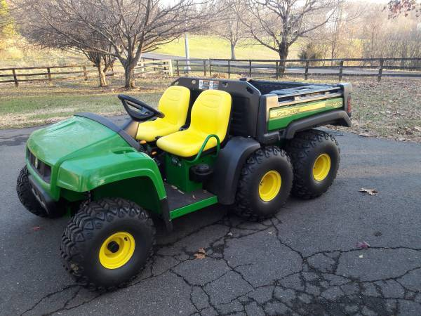 john deere 6x4 gator motorcycles for sale. Black Bedroom Furniture Sets. Home Design Ideas