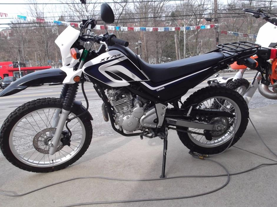 Yamaha Xt250 2013 Motorcycles for sale