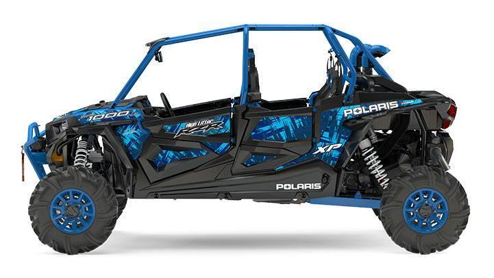 2017 Polaris RZR XP4 1000 EPS HIGH LIFTER