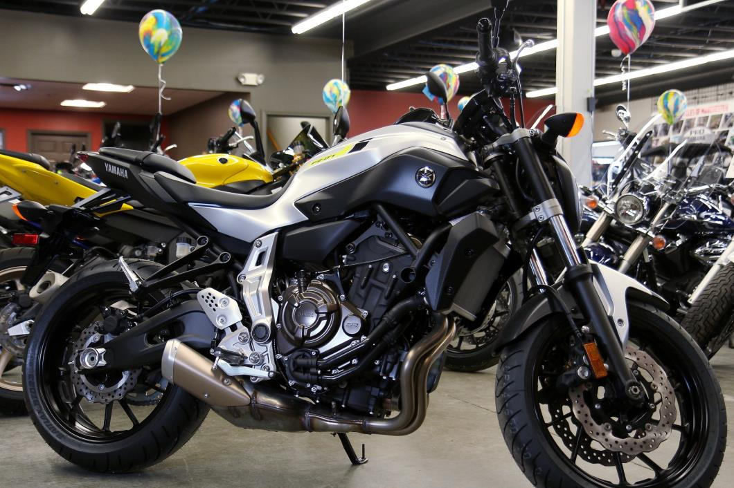 Yamaha fz 07 motorcycles for sale in new hampshire for Yamaha fz 07 for sale