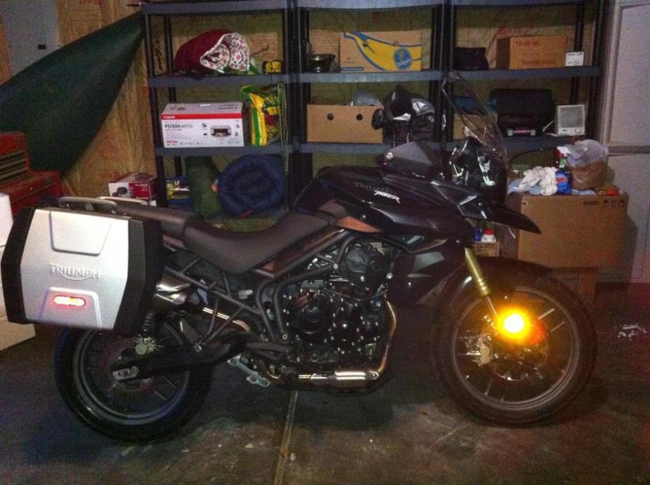 2012 Triumph TIGER 800