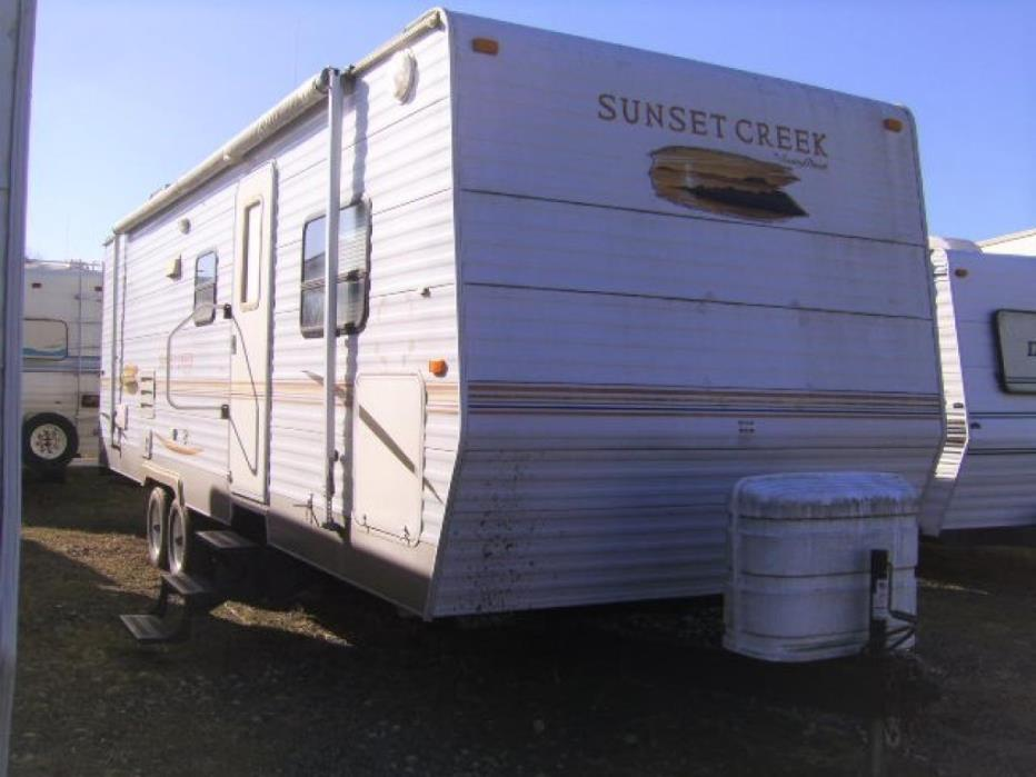 2007 Sunnybrook Sunset Creek 279RB